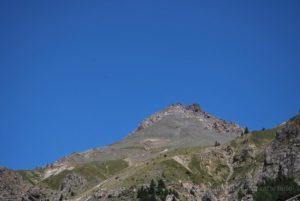 Sulle montagne Francesi