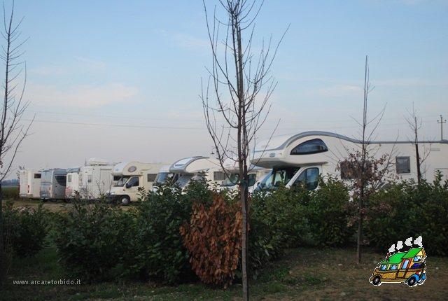 006 Sitemazione dei Camper