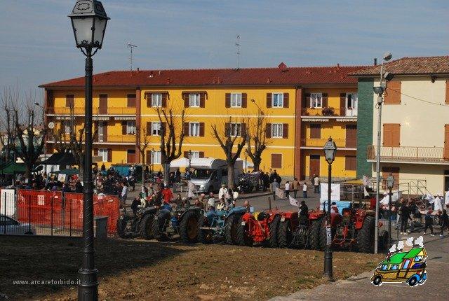 068 la piazza del Polentone