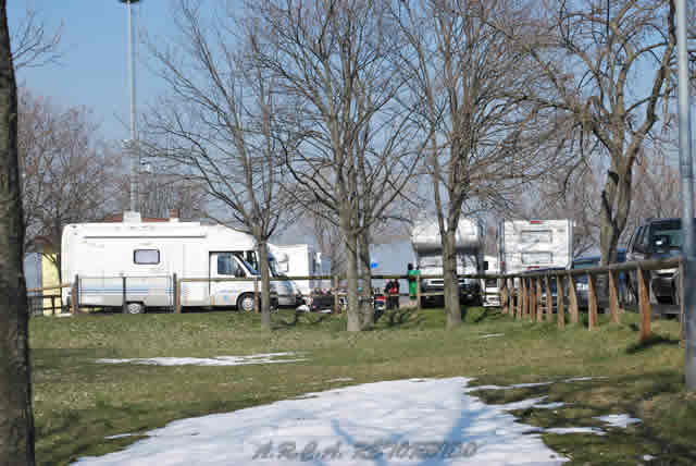 Camper in arrivo