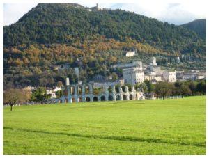 La verdissima Umbria